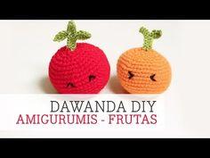 Cómo hacer un amigurumi con forma de fruta   DaWanda