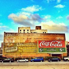 Coca-Cola+and+other+ghost+signs+(nine+of+them?!)+in+Galveston,+Texas,+on+1880s-era+building