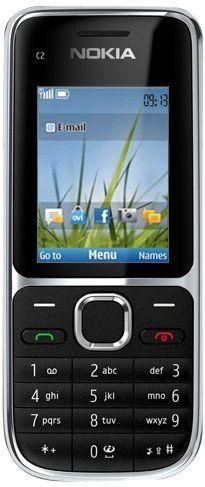 """Nokia C2-01 - Móvil libre (pantalla de 2"""", cámara 3.2 Mp, 64 MB de RAM), Negro B006JKRAC6 - http://www.comprartabletas.es/nokia-c2-01-movil-libre-pantalla-de-2-camara-3-2-mp-64-mb-de-ram-negro-b006jkrac6.html"""