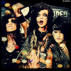 I make Andy's face when I see them...I'm making amdys face right now. -perfection.