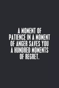 Speak when you are angry and you will make the best speech you will ever regret. - read: http://www.marcandangel.com/2014/10/05/11-ways-to-let-go-and-feel-less-stress/