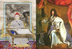 Despite the thousands of miles separating them and the vast differences in their peoples, two monarchs in 17th century Europe and China nevertheless oversaw a grand transfer of cultural knowledge whose impact resonates today. The men were the Kangxi Emperor of the Great Ming Dynasty of China, and King Louis XIV, the powerful monarch of France. – The History of Communication between the East and West (II)