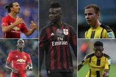 Los fichajes de los que más se hablará esta temporada en Europa