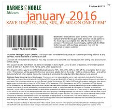 Barnes & Noble coupons & Barnes & Noble promo code inside The Coupons App. Random off at Barnes & Noble, or online via checkout promo April Grocery Coupons, Online Coupons, Free Printable Coupons, Free Printables, Free Gift Certificate Template, Coupons For Boyfriend, Love Coupons, Extreme Couponing, Coupon Organization
