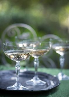 #Celebrating #life, #love and #food! #Vintage #champagne #bubbly #glasses #foodphotography #foodstyling #styling #photography Vintage Champagne, Food Styling, Food Photography, Celebration, Bubbles, Glasses, Drinks, Tableware, Life