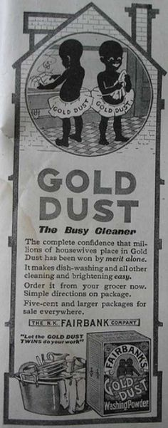 The Gold Dust Twins 1916