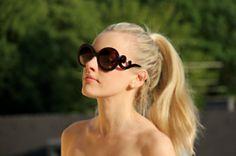 prada sunglasses..mine :)