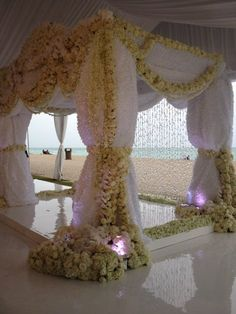 28d0ee0ab31092 The Best Wedding Chuppah Pictures to Inspire Your Wedding Planning.  BridalPulse