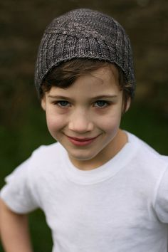 Coriander Hat by Carol Feller