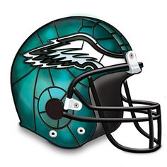Philadelphia Eagles Lamp. | Great addition to the game room