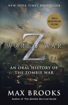 PIN TO WIN! Repin the World War Z jacket and be entered to win a copy of the book! Rules: http://crownpublishing.com/sweepstakes-rules-3/