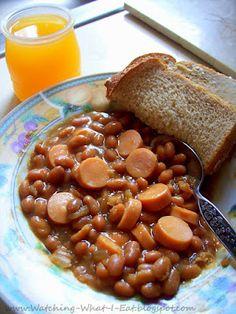 Beanie Weenies on Pinterest | Chili Dog Recipes, Hot Dog Recipes and ...