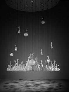 Growing Vases by Lasvit |Coraggio