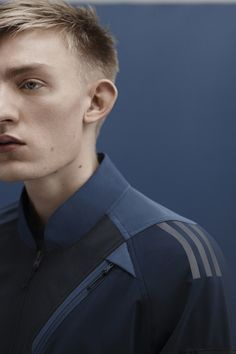 adidas Originals by White Mountaineering 2016 Spring/Summer Collection: Sportswear to live in from the mind of Yosuke Aizawa. Adidas Originals, The Originals, Sport Fashion, Mens Fashion, Fashion Tape, Spring Summer, Summer 2016, Summer Lookbook, Inspiration Mode