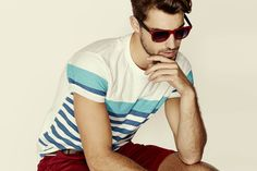 All the latest men's fashion lookbooks and advertising campaigns are showcased at FashionBeans. Click here to see more images from the Matalan Spring/Summer 2015 Men's Lookbook