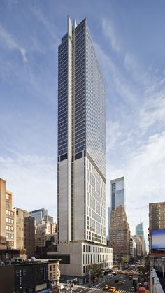 835 Sixth Avenue: Eventi Hotel and The Beatrice Residences  Architect  Perkins Eastman  Location  New York / USA