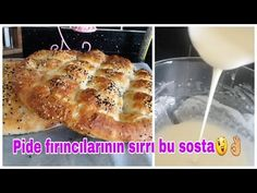 Pide Recipe, Turkey Pizza, Cookery Books, Organic Matter, French Toast, Recipies, Bread, Breakfast, Youtube
