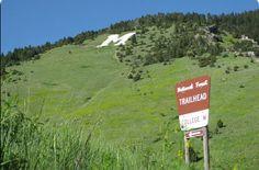 "Montana State University Hiking the ""M""!!!"