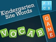 4 pics 1 word site words  for Kindergarteners!!!