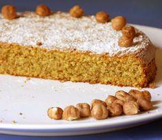 Le ricette di Valentina & Bimby: TORTA DI NOCCIOLE SENZA FARINA E SENZA BURRO