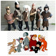 lost boy costume diy - Google Search