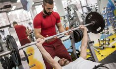 Bench Press helps to Regain your Body Balance by Garage Gym