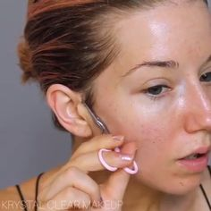 Beautiful dewy look for summer! up looks natural make up diy make up make up makeup makeup makeup makeup tutorial Full Makeup, Makeup 101, Beauty Makeup, Drugstore Makeup, Basic Makeup, Make Up Tutorial Contouring, Makeup Looks Tutorial, Dewy Skin Tutorial, Simple Everyday Makeup