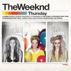 "The Weeknd ""Thursday"" (2011)"