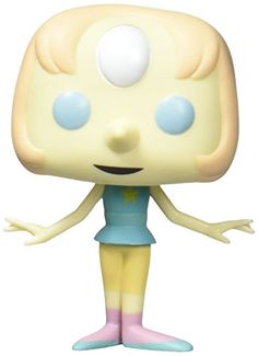 Funko Pop Animation Steven Universe PEARL Vinyl Figure ** Click image for more details.Note:It is affiliate link to Amazon.