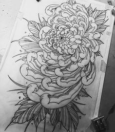 Flowers Art Tattoo Tatoo 35 New Ideas Japanese Flower Tattoo, Japanese Sleeve Tattoos, Japanese Flowers, Left Hand Tattoo, Arm Tattoo, Hand Tattoos, Flower Tattoo Designs, Flower Tattoos, Mangas Tattoo