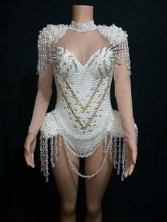 Pearl Drag Queen, Dance Outfits, Dress Outfits, Drag Dresses, Drag Queen Costumes, Drag Queens, Dance Wear, Prom Dance, Concert
