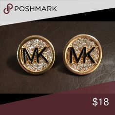 MK stud earrings!! MK stud earrings! MK Jewelry Earrings