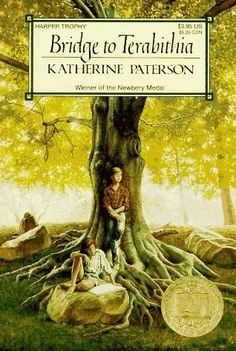 Bridge to Terabithia | Community Post: 24 Childrens' And YA Books Everyone Should Read Or Re-Read
