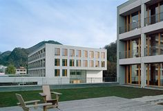 Businessboulevard Salzburg Müller Reimann Architekten