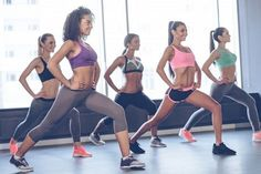 The butt and thighs have muscles known as the glutes, quads and hamstrings. If you want to reduce the size of your butt and thighs, you need to work these. Thin Thighs, Reduce Thighs, How To Jog, Exercise To Reduce Hips, Thigh Exercises, Stomach Exercises, Toning Workouts, Workout Routines, Fat To Fit