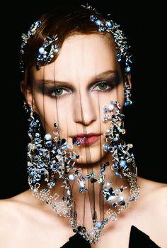 Armani Privé Couture F/W 2012