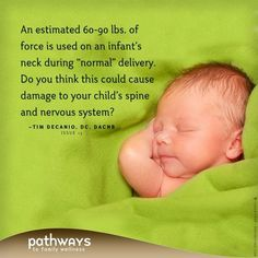Chiropractic for an infant