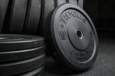 Rogue Bumper Plates By Hi-Temp - Weightlifting Plates
