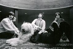 The Beatles And Martha!