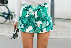 Our Favorite Seasonal Style Buys: Printed Shorts