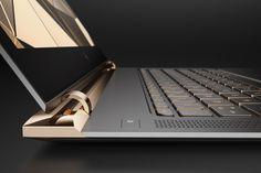 HP 發佈「全球最薄」筆記本電腦 Spectre