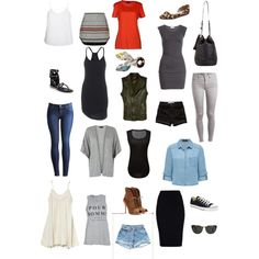 A fashion look from January 2015 featuring Velvet dresses, Billabong dresses and Dsquared2 t-shirts. Browse and shop related looks.