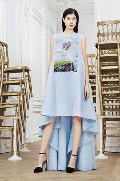 Christian Dior Couture весна-лето 2013 #2