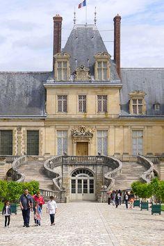Château de Fontainebleau, Île de France