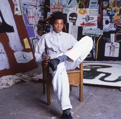 Jean-Michel Basquiat Picture Appreciation (December 22, 1960 – August 12, 1988)