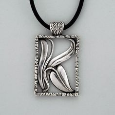 Metal Clay Magic, via Flickr- nifty site filled with beautiful PMC pieces