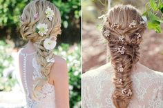 200 Bridal Wedding Hairstyles for Long Hair That Will Inspire | Hi Miss Puff