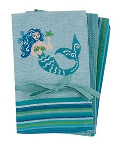 Kay Dee Designs R6399 Mermaid 3Pc Kitchen Towel Set Kay Dee https://smile.amazon.com/dp/B00O6FTXH6/ref=cm_sw_r_pi_dp_x_7p-JybCANGP12