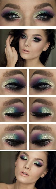 48 Magical Eye Makeup Ideas