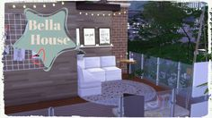Sims 4 - Bella House